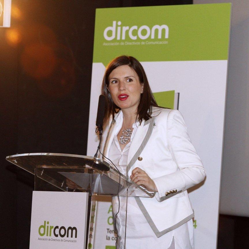 María Urreiztieta es la responsable de Comunicación de dircom, la asociación que integra a los directores de comunicación de España.