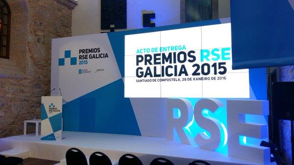 La gran puesta de largo de los Premios RSEGalicia