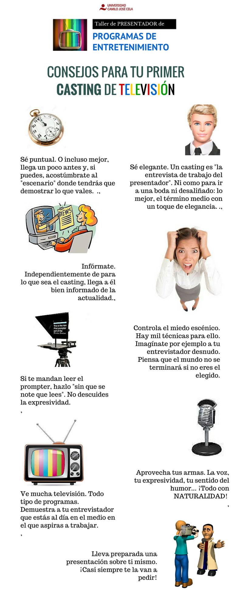 infocasting