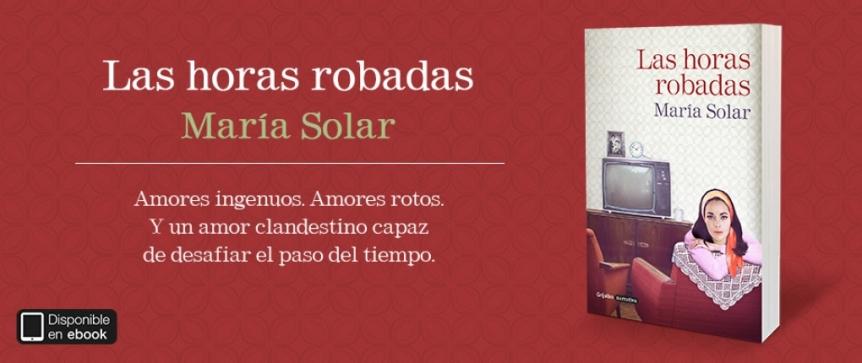 """Tres generaciones demuestran que no hay edad para el amor en """"Las horas robadas"""", de MaríaSolar."""